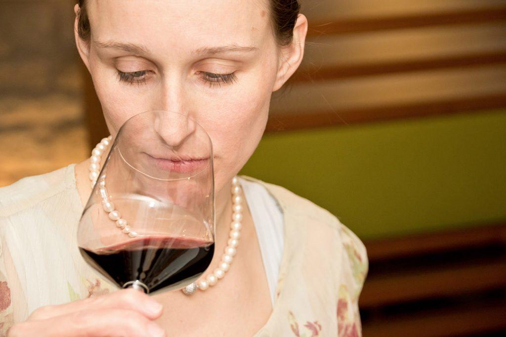 Geng's Linde - Weinauswahl