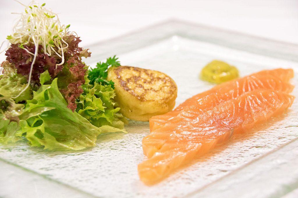 Geng's Linde - Fischgerichte