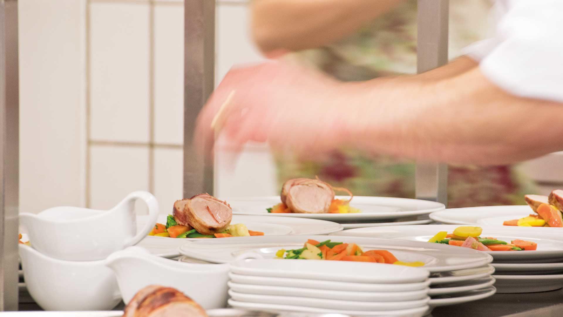 Geng's Linde - Küche