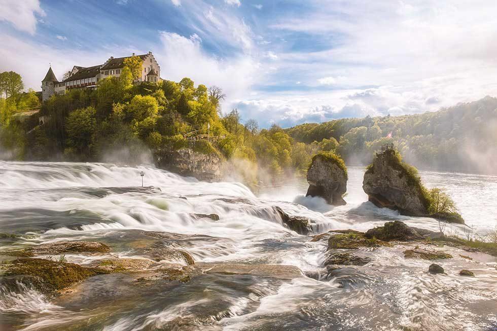 Geng's Linde Ausflugsziele Rheinfall - Fotografie: Dane Vetter