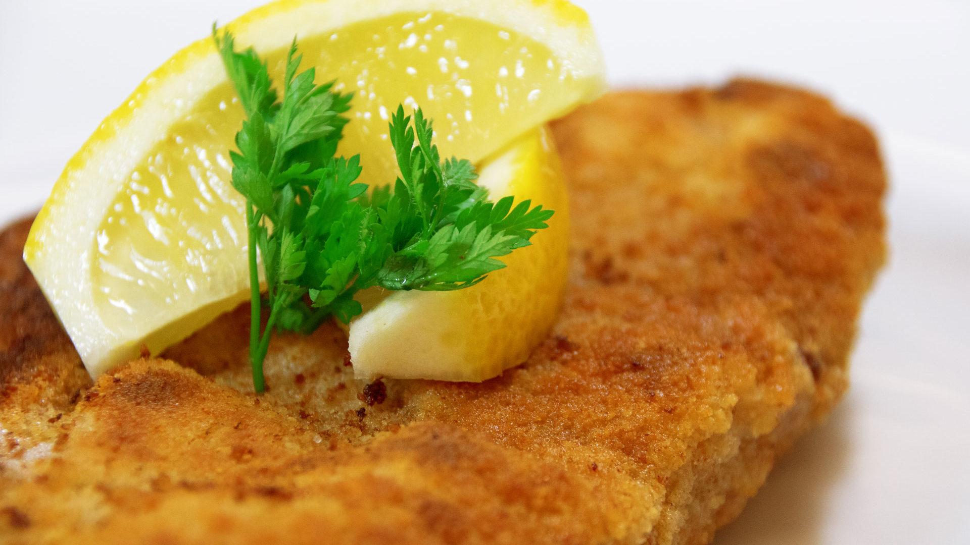 Geng's Linde - Schnitzel